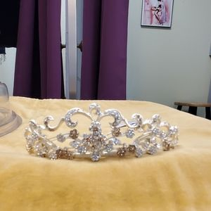 Headpiece, Wedding Tiara